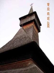 イエウドの木造教会(世界遺産)